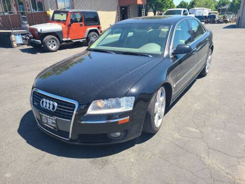 2006 Audi A8 for sale at Silverline Auto Boise in Meridian ID