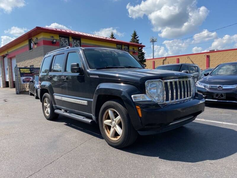 2011 Jeep Liberty for sale at MIDWEST CAR SEARCH in Fridley MN