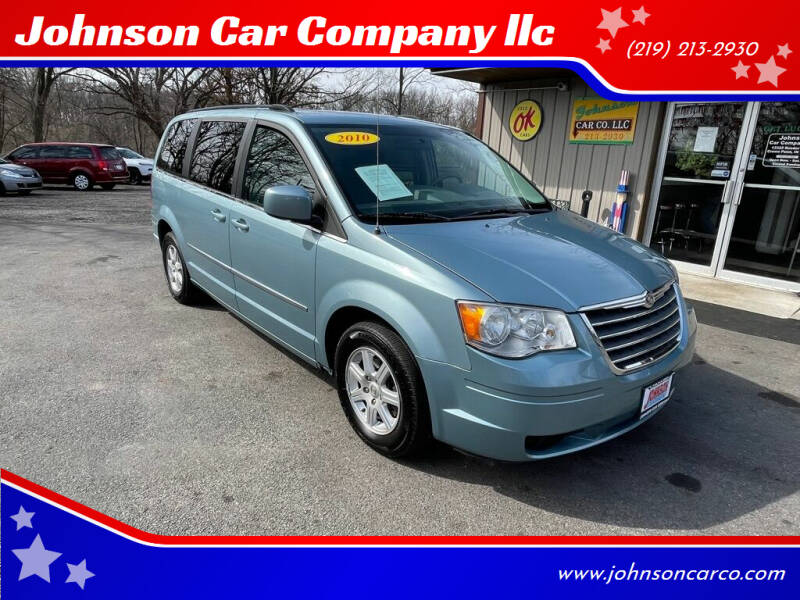 2010 Chrysler Town and Country for sale at Johnson Car Company llc in Crown Point IN
