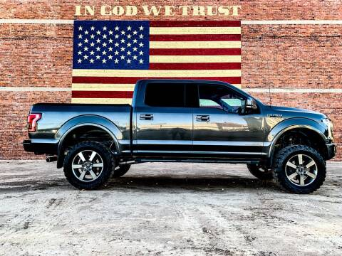 2016 Ford F-150 for sale at Mickdiesel Motorplex in Amarillo TX