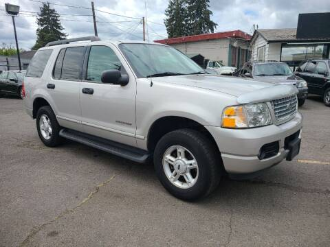 2005 Ford Explorer for sale at Universal Auto Sales in Salem OR