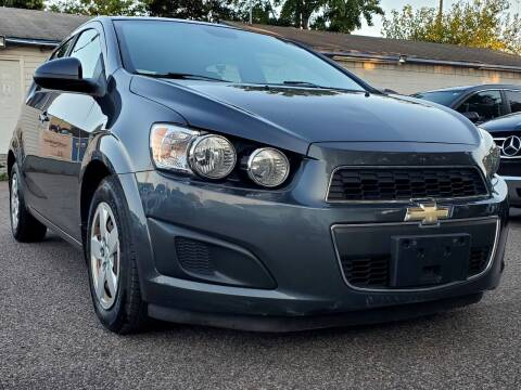 2013 Chevrolet Sonic for sale at Wheel Deal Auto Sales LLC in Norfolk VA