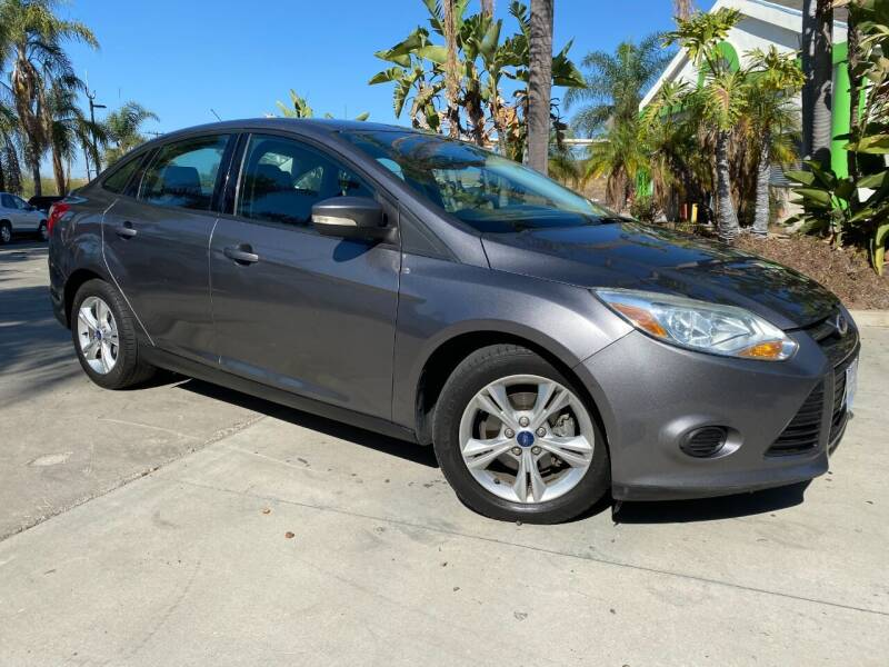 2014 Ford Focus for sale at Luxury Auto Lounge in Costa Mesa CA
