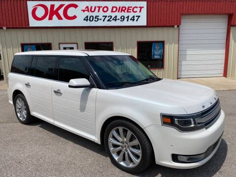 2013 Ford Flex for sale at OKC Auto Direct in Oklahoma City OK