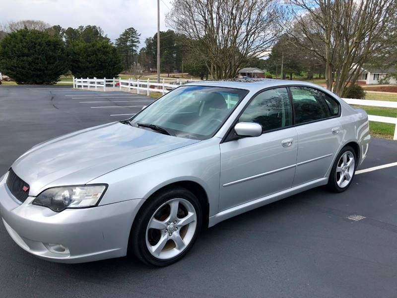 2006 Subaru Legacy for sale at Global Autos in Kenly NC