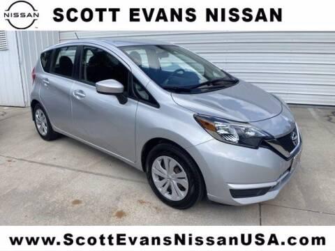 2017 Nissan Versa Note for sale at Scott Evans Nissan in Carrollton GA