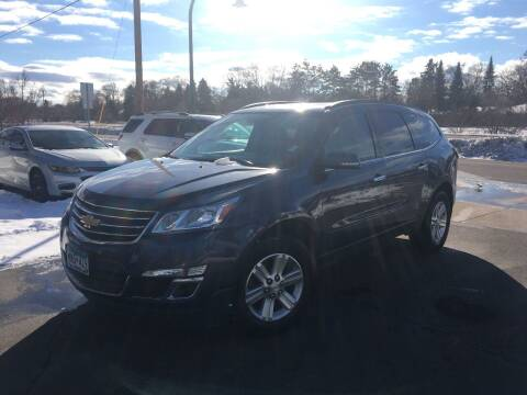 2013 Chevrolet Traverse for sale at Premier Motors LLC in Crystal MN