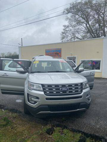 2015 Ford Explorer for sale at Deluxe Auto Group Inc in Conover NC