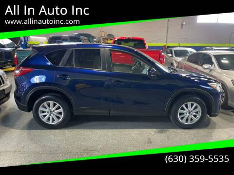 2013 Mazda CX-5 for sale at All In Auto Inc in Addison IL