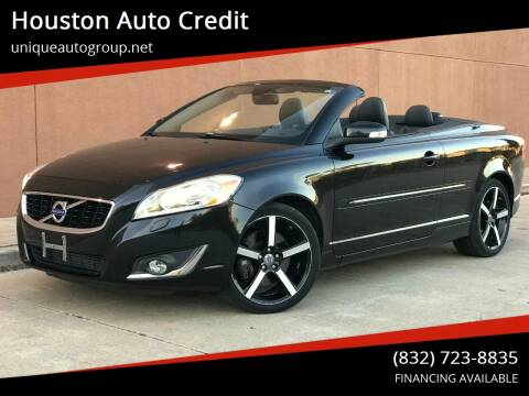 2012 Volvo C70 for sale at Houston Auto Credit in Houston TX