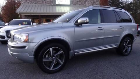 2013 Volvo XC90 for sale at Driven Pre-Owned in Lenoir NC