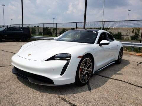 2021 Porsche Taycan for sale at Godspeed Motors in Charlotte NC