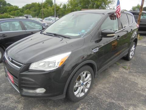 2013 Ford Escape for sale at Century Auto Sales LLC in Appleton WI