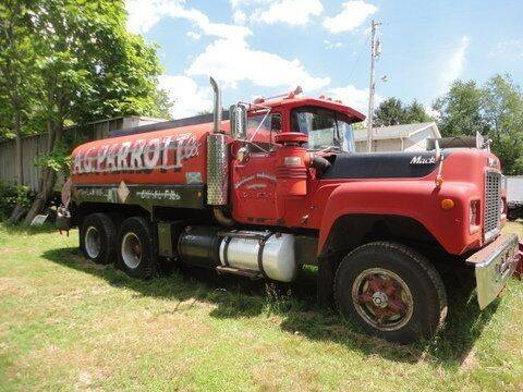1969 Mack R700 for sale at Classic Car Deals in Cadillac MI