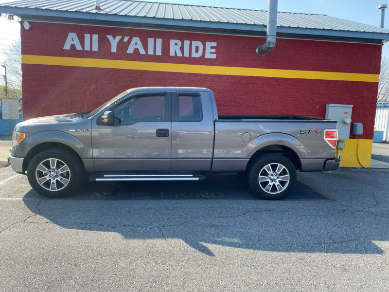 2014 Ford F-150 for sale at Big Daddy's Auto in Winston-Salem NC