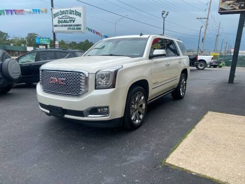 2015 GMC Yukon for sale at Robbie's Auto Sales and Complete Auto Repair in Rolla MO