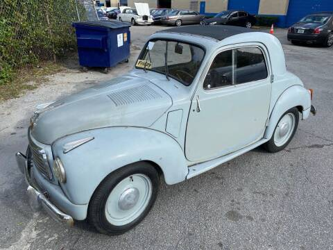 1961 FIAT 500 for sale at Prestigious Euro Cars in Fort Lauderdale FL