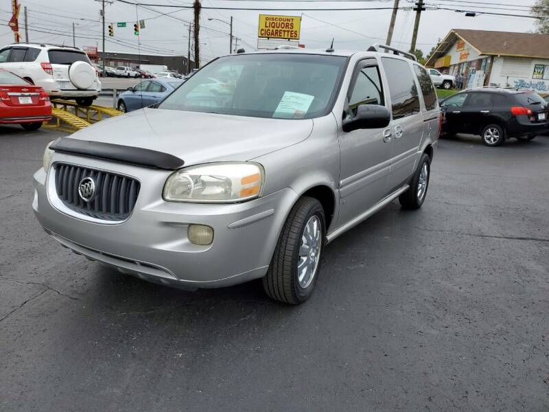 2006 Buick Terraza for sale at Rucker's Auto Sales Inc. in Nashville TN