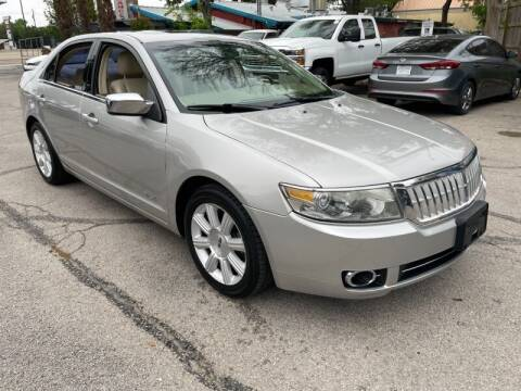 2007 Lincoln MKZ for sale at AWESOME CARS LLC in Austin TX