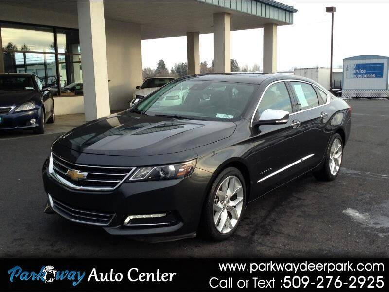 2014 Chevrolet Impala for sale at PARKWAY AUTO CENTER AND RV in Deer Park WA