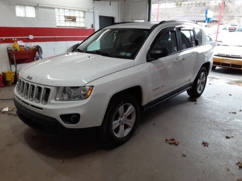 2011 Jeep Compass for sale at Martino Motors in Pittsburgh PA