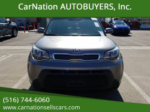2014 Kia Soul for sale at CarNation AUTOBUYERS, Inc. in Rockville Centre NY