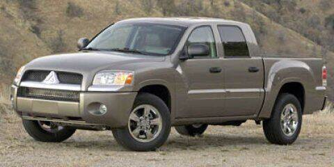 2006 Mitsubishi Raider for sale at DUNCAN SUZUKI in Pulaski VA