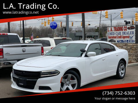 2015 Dodge Charger for sale at L.A. Trading Co. in Woodhaven MI