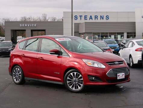 2017 Ford C-MAX Hybrid for sale at Stearns Ford in Burlington NC