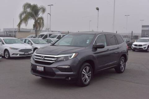 2018 Honda Pilot for sale at Choice Motors in Merced CA