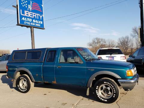1994 Ford Ranger for sale at Liberty Auto Sales in Merrill IA