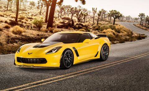 2015 Chevrolet Corvette for sale at Watson Auto Group in Fort Worth TX