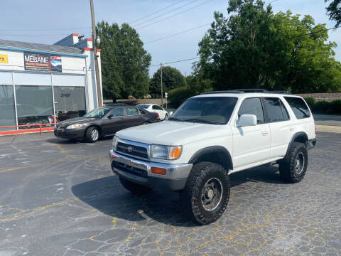 1997 Toyota 4Runner for sale at Mebane Auto Trading in Mebane NC