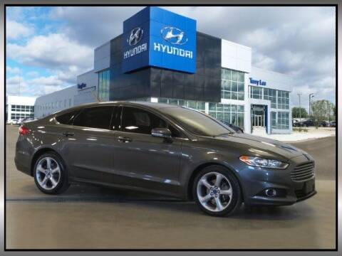 2015 Ford Fusion for sale at Terry Lee Hyundai in Noblesville IN