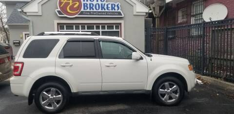 2009 Ford Escape for sale at AC Auto Brokers in Atlantic City NJ