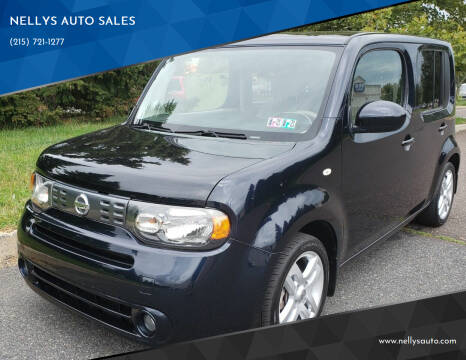 2011 Nissan cube for sale at NELLYS AUTO SALES in Souderton PA