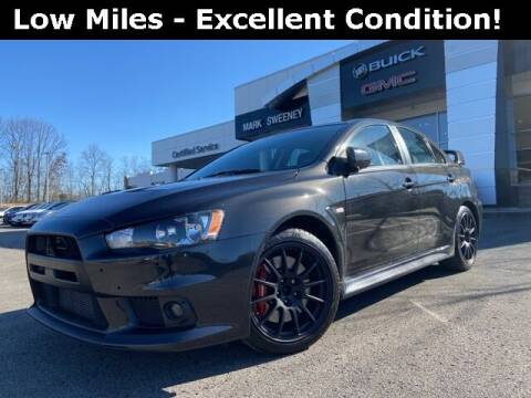 2013 Mitsubishi Lancer Evolution for sale at Mark Sweeney Buick GMC in Cincinnati OH