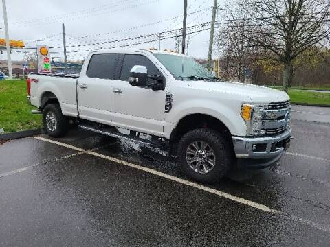 2017 Ford F-250 Super Duty for sale at BETTER BUYS AUTO INC in East Windsor CT