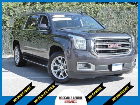 2018 GMC Yukon XL for sale at Rockville Centre GMC in Rockville Centre NY