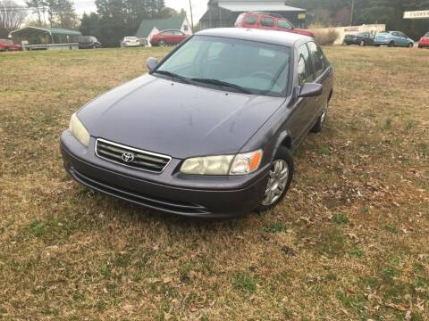 2001 Toyota Camry for sale at Mocks Auto in Kernersville NC