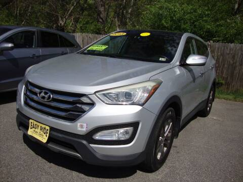 2013 Hyundai Santa Fe Sport for sale at Easy Ride Auto Sales Inc in Chester VA
