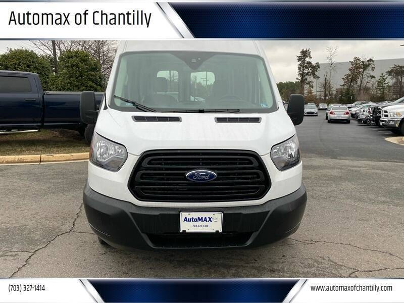 2019 Ford Transit Cargo for sale at Automax of Chantilly in Chantilly VA