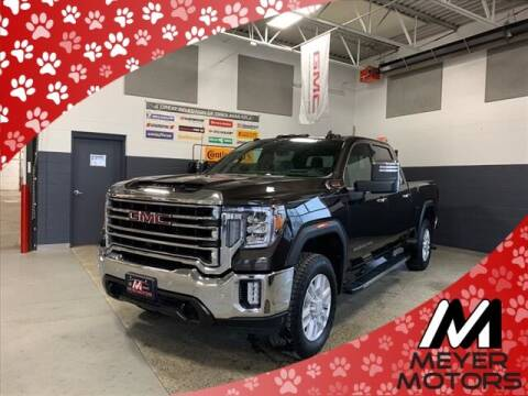 2020 GMC Sierra 2500HD for sale at Meyer Motors in Plymouth WI