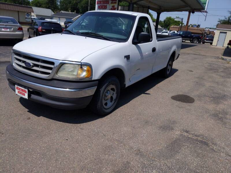 2000 Ford F-150 for sale at NORTHERN MOTORS INC in Grand Forks ND