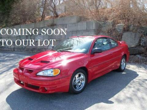 2004 Pontiac Grand Am for sale at FASTRAX AUTO GROUP in Lawrenceburg KY