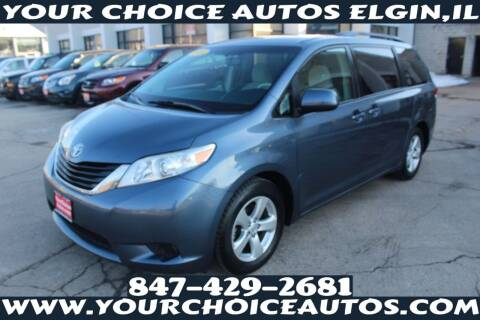 2014 Toyota Sienna for sale at Your Choice Autos - Elgin in Elgin IL
