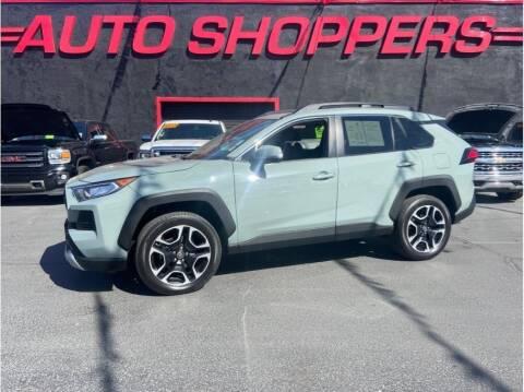 2019 Toyota RAV4 for sale at AUTO SHOPPERS LLC in Yakima WA