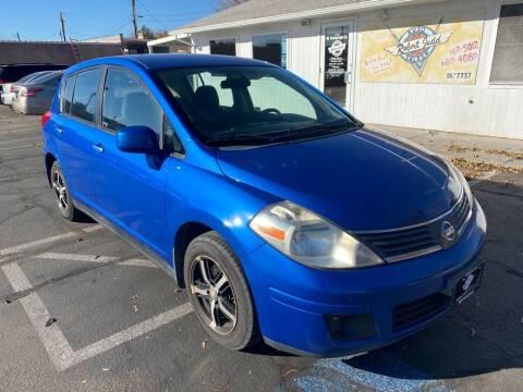 2007 Nissan Versa for sale at Robert Judd Auto Sales in Washington UT