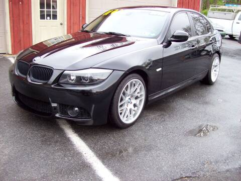 2010 BMW 3 Series for sale at Clift Auto Sales in Annville PA
