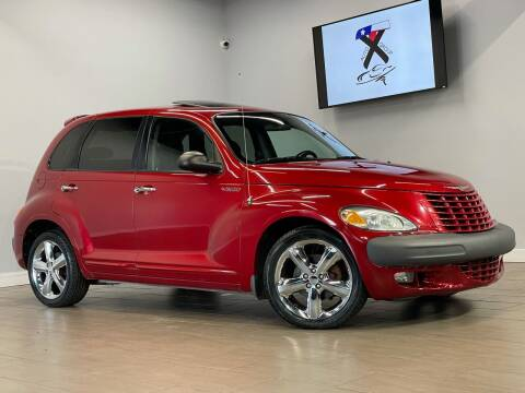2004 Chrysler PT Cruiser for sale at TX Auto Group in Houston TX
